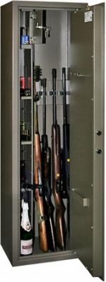 Шкафы и сейфы оружейные