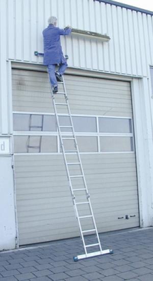 Лестница стремянка шарнирная STABILO 4х4 купить на выгодных условиях в Липецке