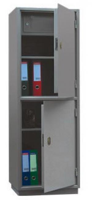 Шкаф металлический бухгалтерский КБ - 032т / КБС - 032т купить на выгодных условиях в Липецке