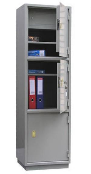 Шкаф металлический бухгалтерский КБ - 033т / КБС - 033т купить на выгодных условиях в Липецке