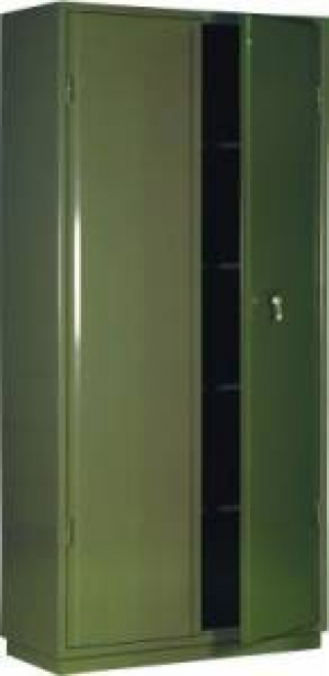 Шкаф металлический бухгалтерский КС-10 купить на выгодных условиях в Липецке