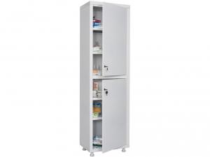 Металлический шкаф медицинский HILFE MD 1 1650/SS