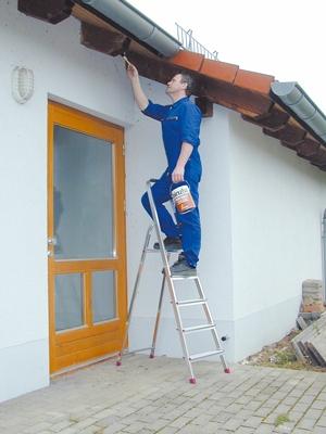 Лестница стремянка Corda 5 ступеней купить на выгодных условиях в Липецке