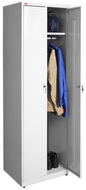 Шкаф металлический для одежды ШРМ - АК/800 купить на выгодных условиях в Липецке