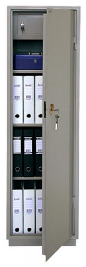 Шкаф металлический для хранения документов КБ - 031т / КБС - 031т