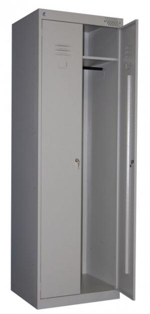 Шкаф металлический для одежды ШРК-22-800 купить на выгодных условиях в Липецке